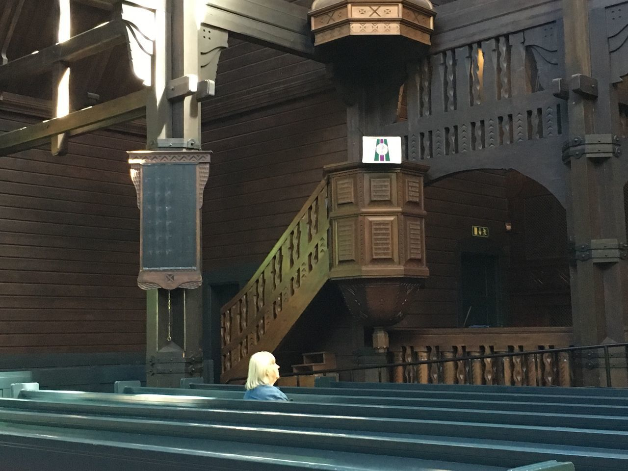 Church Woman New Film Sweden Lappland Making Art Northen Polar Circle Kiruna Sapmi Liselotte Wajstedt Calm Quiet ©Liselottewajstedt Making A New Movie Kiruna Ortdrivaren Kiruna The Drift Block Moving City