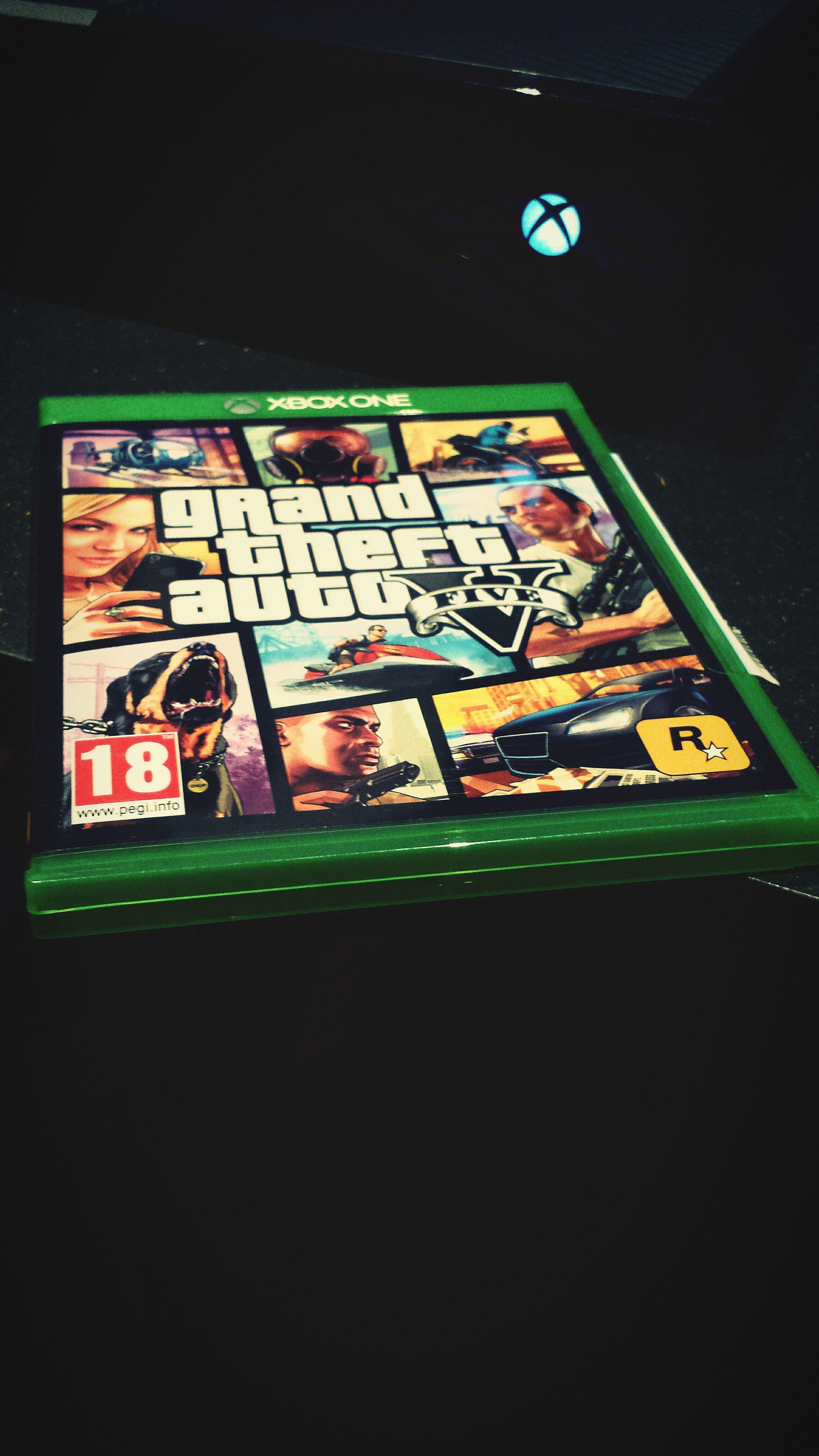 Let's play ! GTAV XboxOne