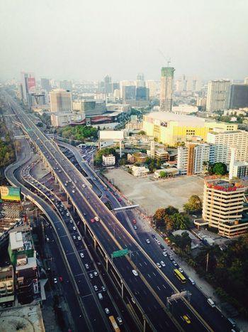 Bangkok Thailand. City