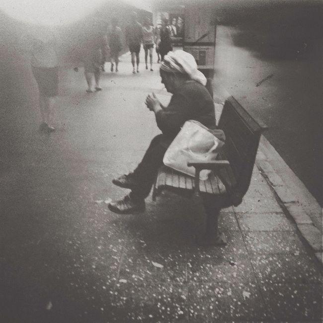 Arkham B&w Streetphotography Mextures The Mnemonics