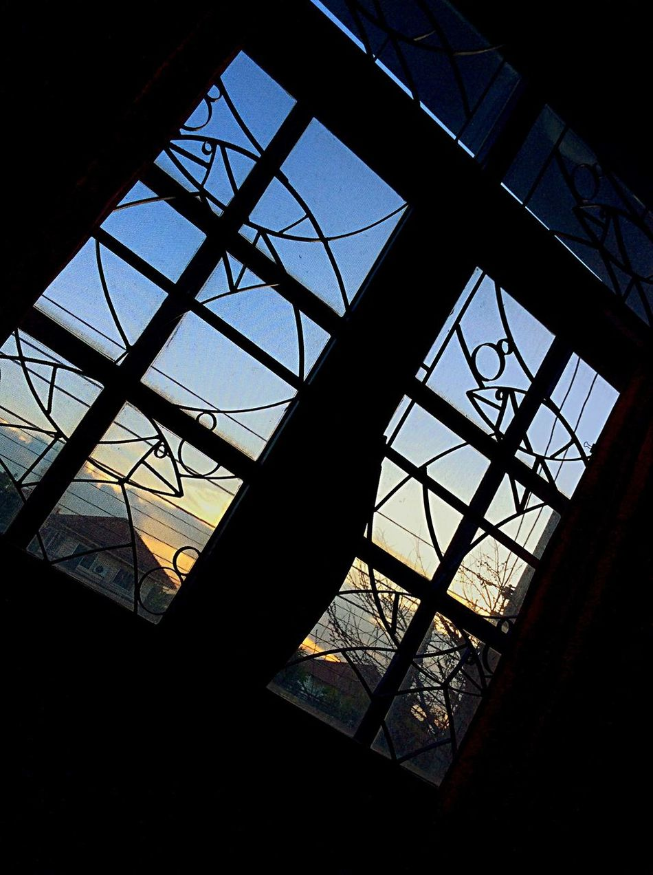 From My Window View From My Bed My Home Sunset Alone Sick Sad Missing My Hometown My Village From My Point Of View