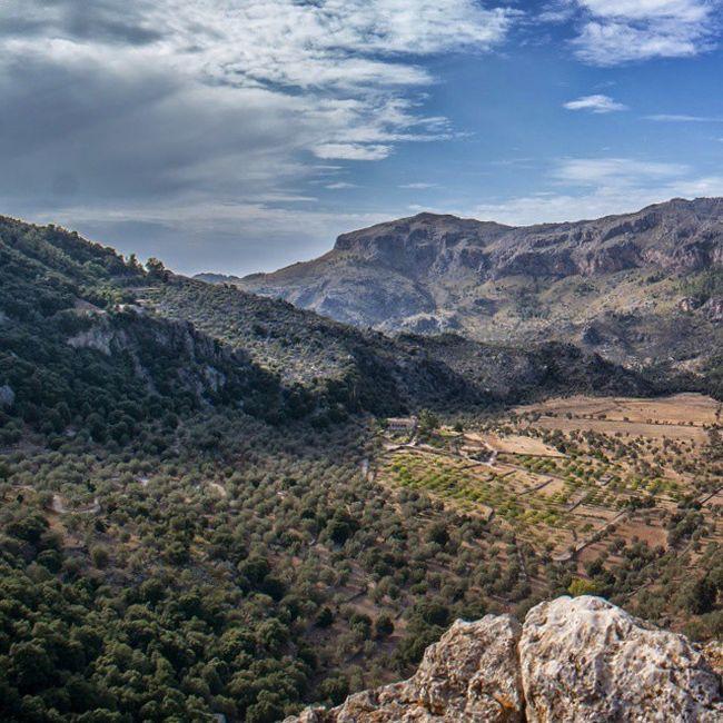 Eine Landschaft wie gemalt Mallorca Serra De Tramuntana Santuario De Lluc EyeEm Nature Lover