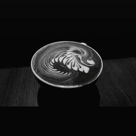 Coffee Cafe Latte Espresso Latte Art Latte Cappucino Barista Chiayi, Taiwan Chiayi Rosetta First Eyeem Photo