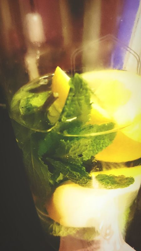 Lemon mint water Lemonwater Mintwater Health Healthy Lemonmint