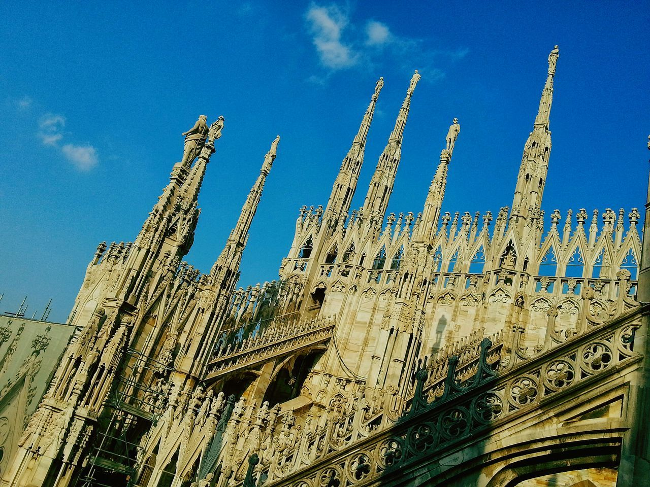 Milan,Italy DuomoDiMilano Exploring Style Architecture Castle View  Castle