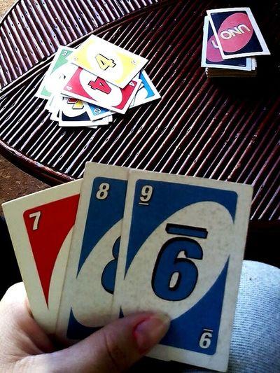 UNO Game Uno ❤ UNO Unocards