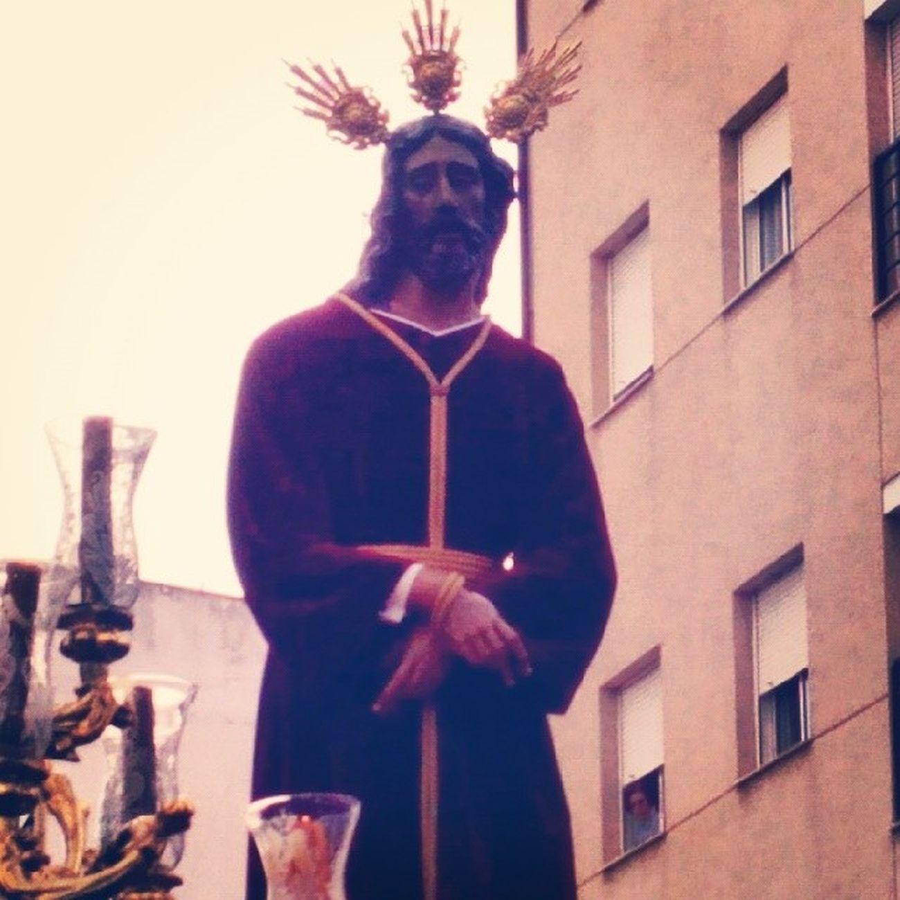 Imponente el Cautivo de la parroquia de Las Flores Cuaresma2014 Sevillahoy
