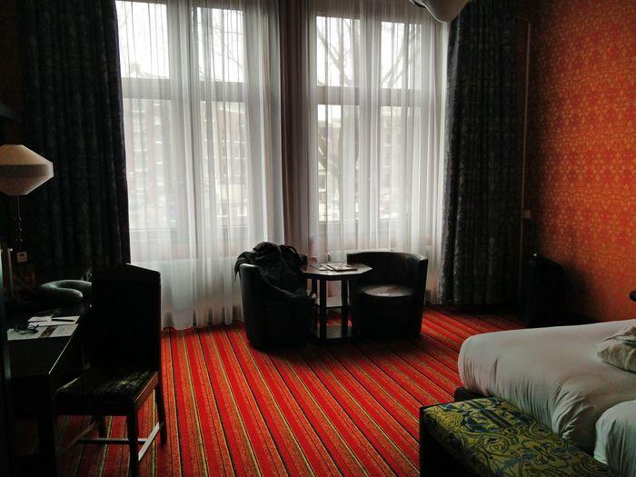 Amsterdam Hotel Room Amrath