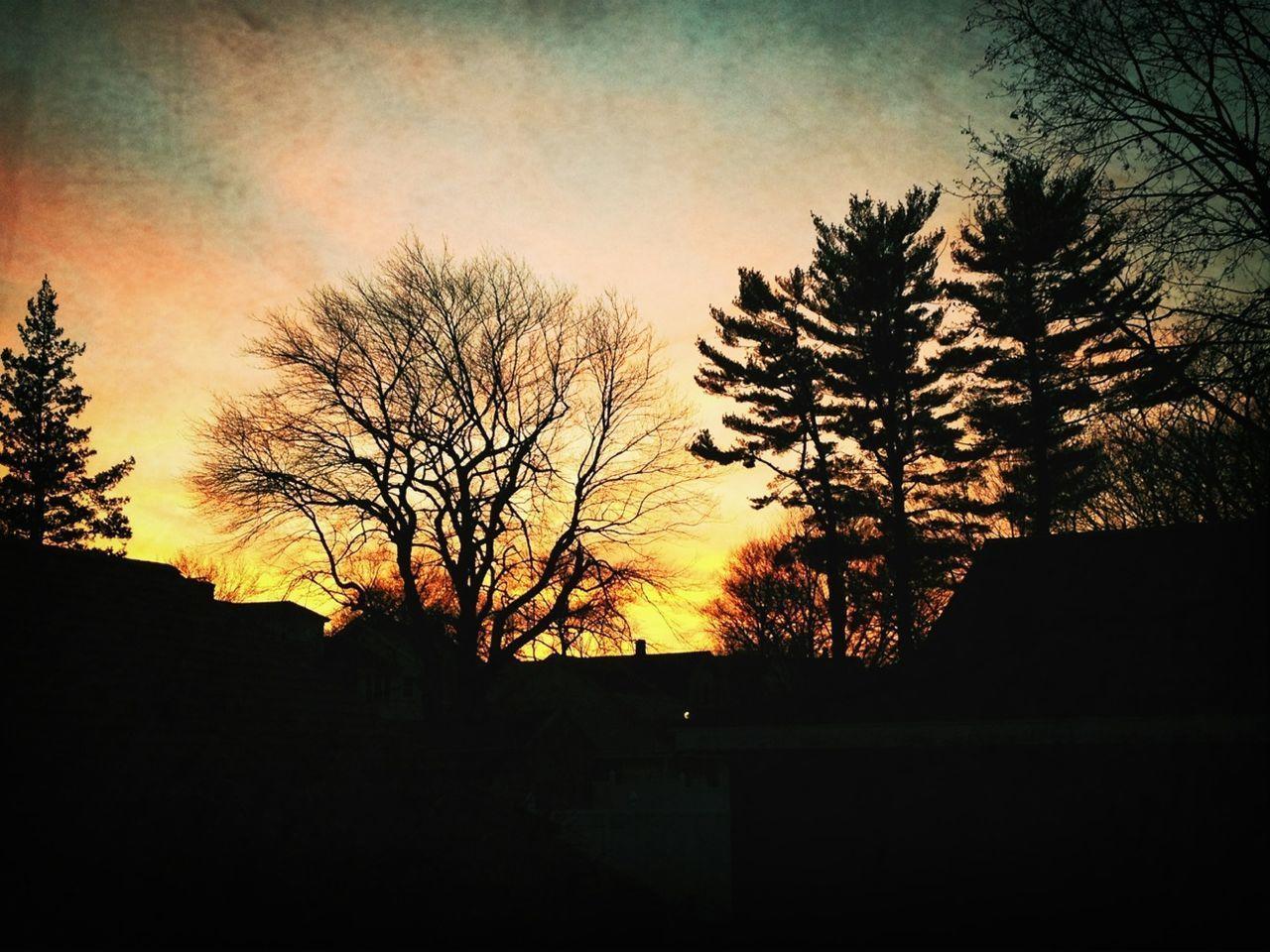 A Connecticut Sunset