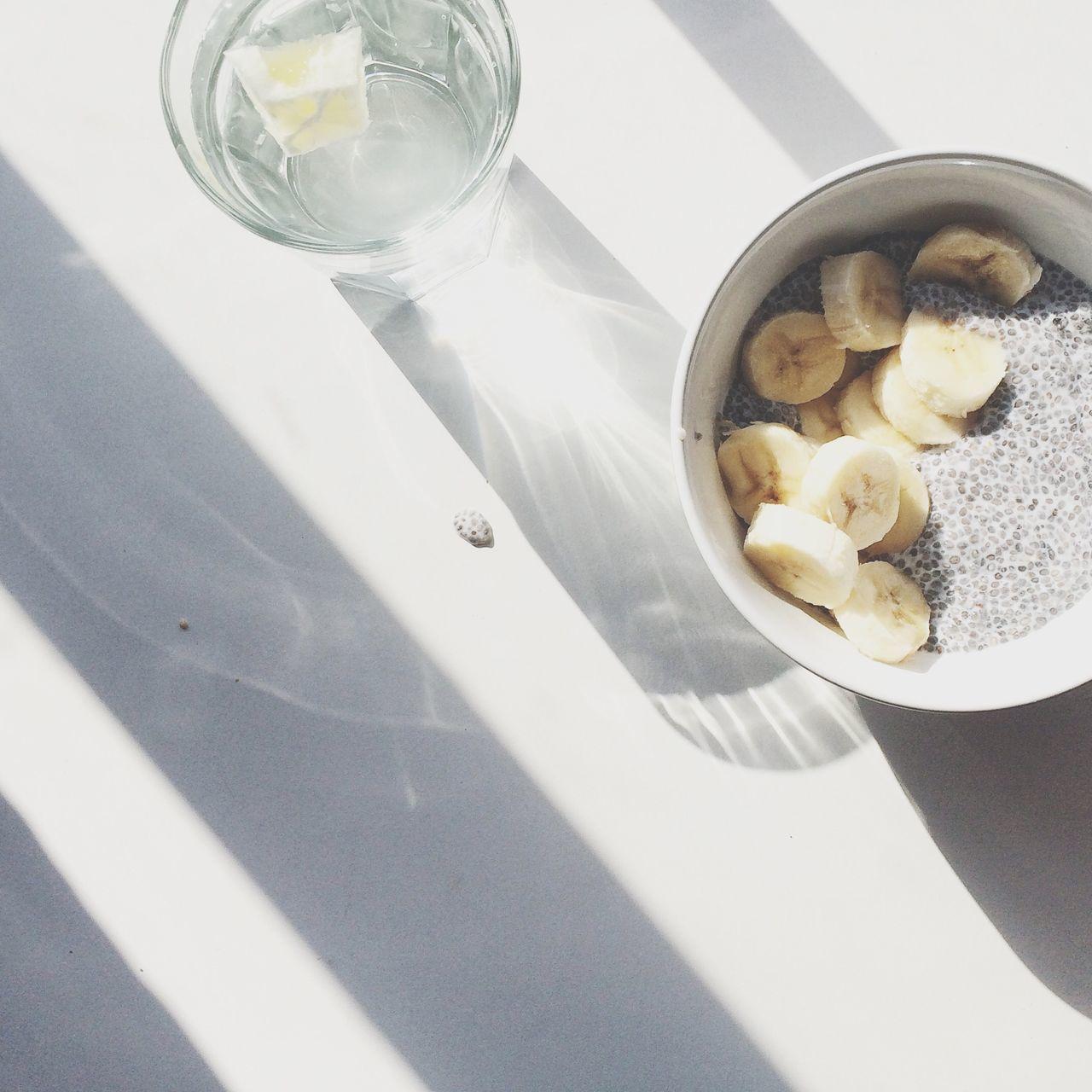 Beautiful stock photos of good morning, Banana, Bowl, Breakfast Cereal, Chile
