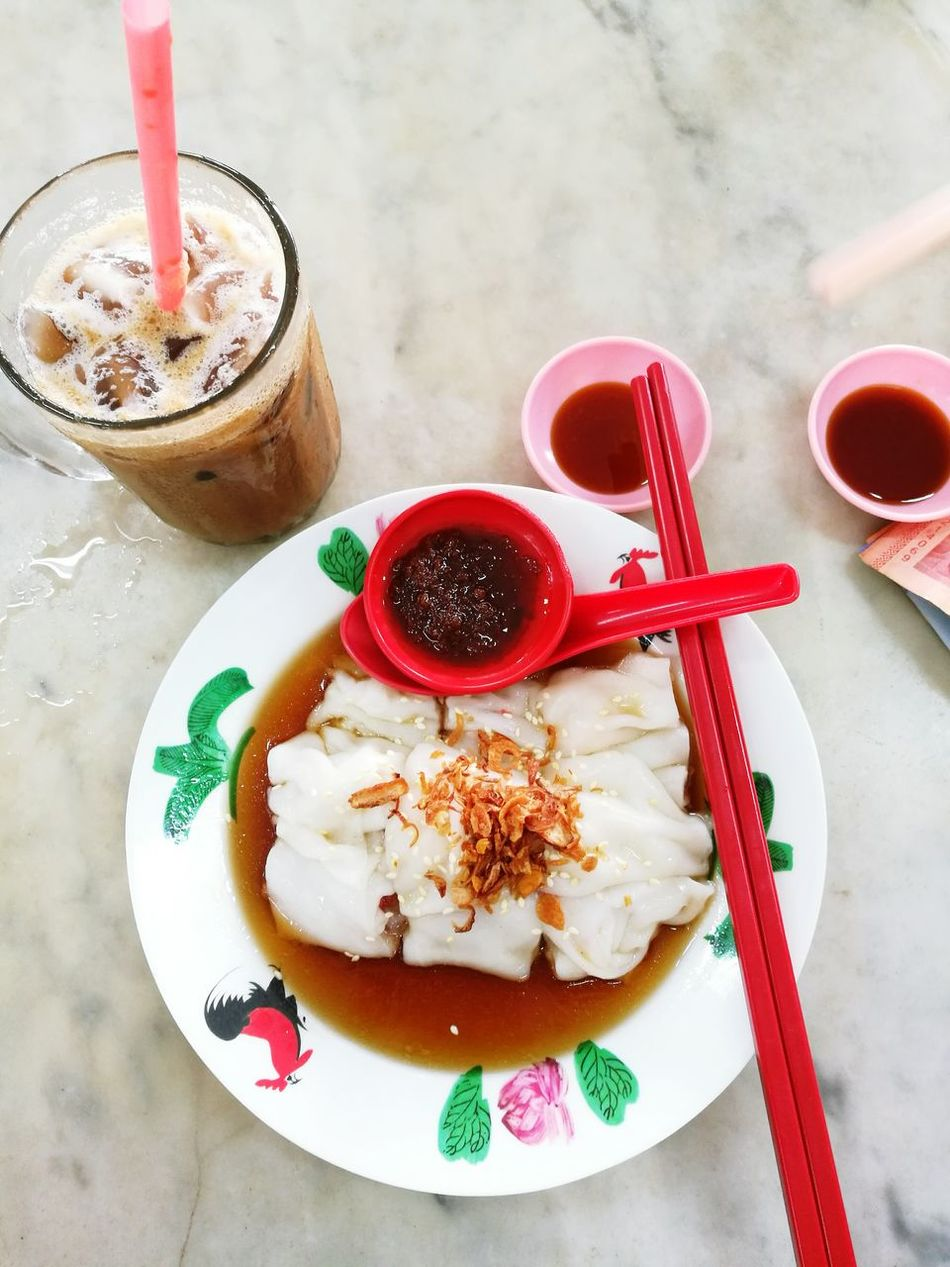 HK Chee Cheong Fun Ipohfood Food And Drink Ipohmali Malaysianfood Malaysian Cuisine