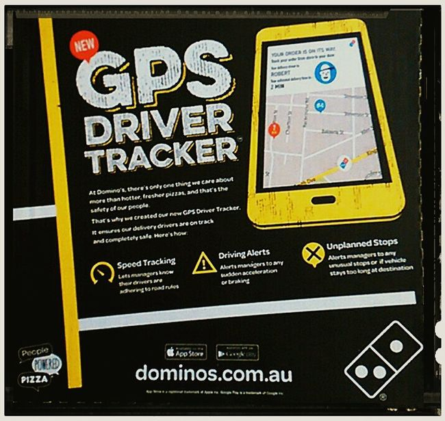 Domino's  Pizza Boxes GPS People Powered Pizza Domino's Pizza Speed Tracking Driving Alerts Dominos.com Dominos Driver Tracker Signs Signs Everywhere Signs Sign, Sign, Everywhere A Sign Pizzabox SIGNS. Signs, Signs, & More Signs Signstalkers Signs & More Signs SIGN. Signs_collection Sign Advertising Signs Signboard Advertising Signs Pizzaboxes