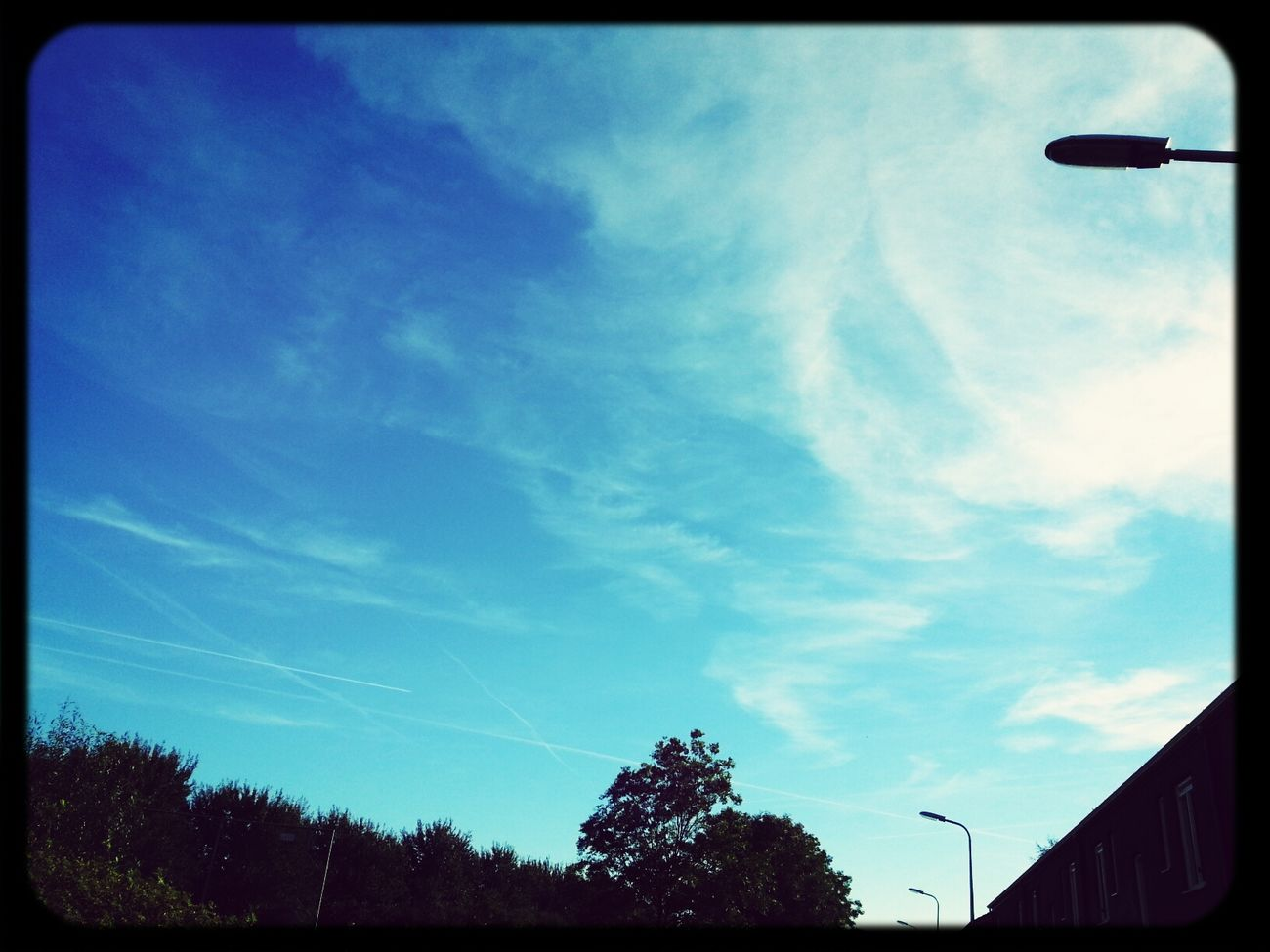 wat een mooi weertje voor de zaterdag...... FIJN WEEKEND Perfect Weather Clouds Sky_collection