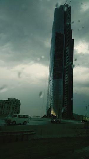 Stunning D1 Luxurylifestyle  Palazzo Versace Dubai Properties Skyscraper Creekside Rainy Days
