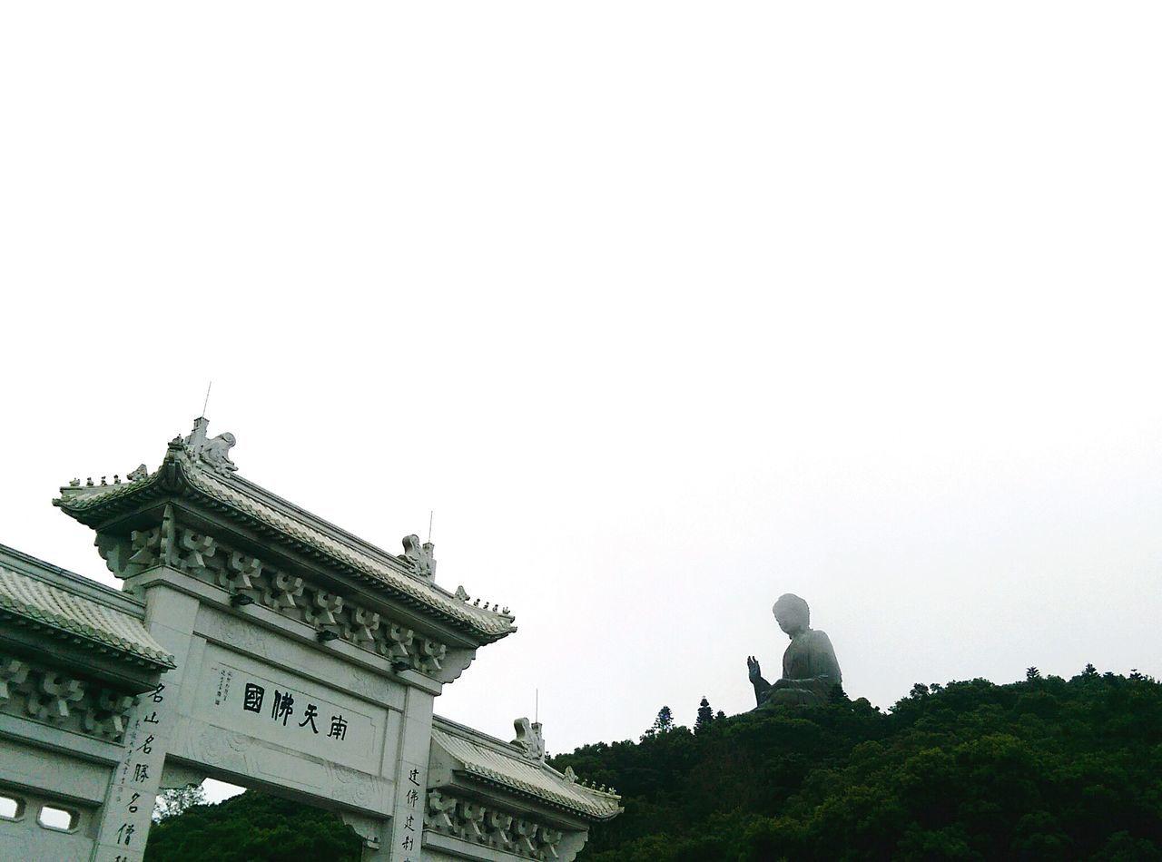 Tian Tan Buddha (Giant Buddha) 天壇大佛 Tian Tan Tian Tan Buddha HongKong Hong Kong Buddhist Temple Temple