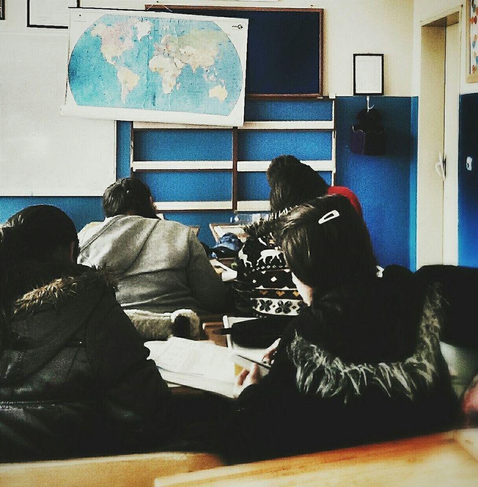 Taking Photos School Life  In Classroom School Students Student Life Teaching English Teacherslife Vscocam #vsco