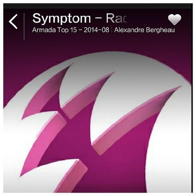 The build up and the bass for this track is too good. Symptom Armadamusic Trance Trancefamily top15 edm Alexandre Bergheau