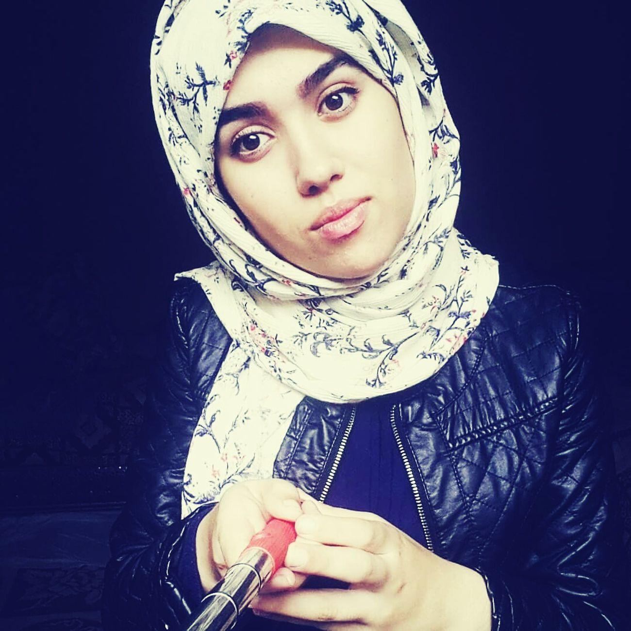 Selfietime That's Me Photograph Maroc Selfie ✌ Morocco Muslimahfashion Elhamdülillah