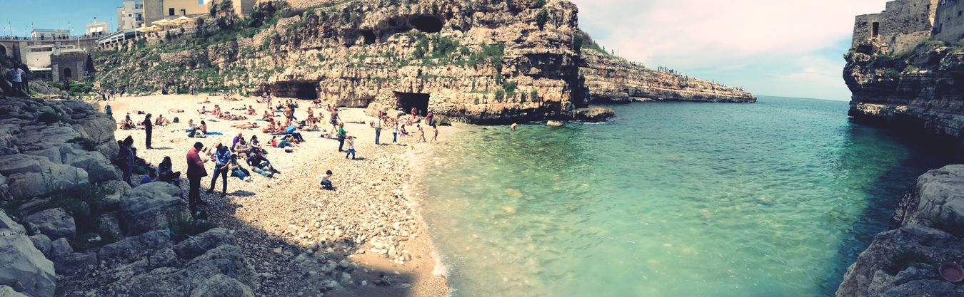 Quanto so belle le panoramiche 😍 Taking Photos Summer Estate Sea Mare Check This Out Beautiful Place Relaxing Gita Trip