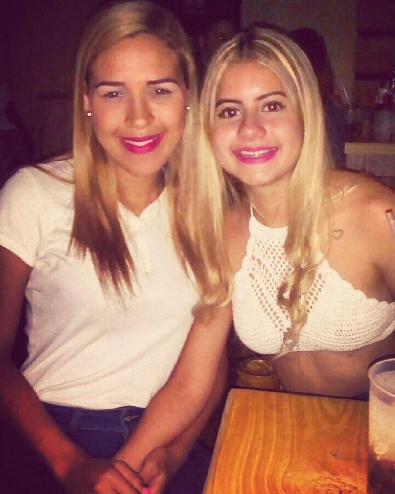 Blonde Girl Blonde ♡ Party Bahamas Cousins ❤