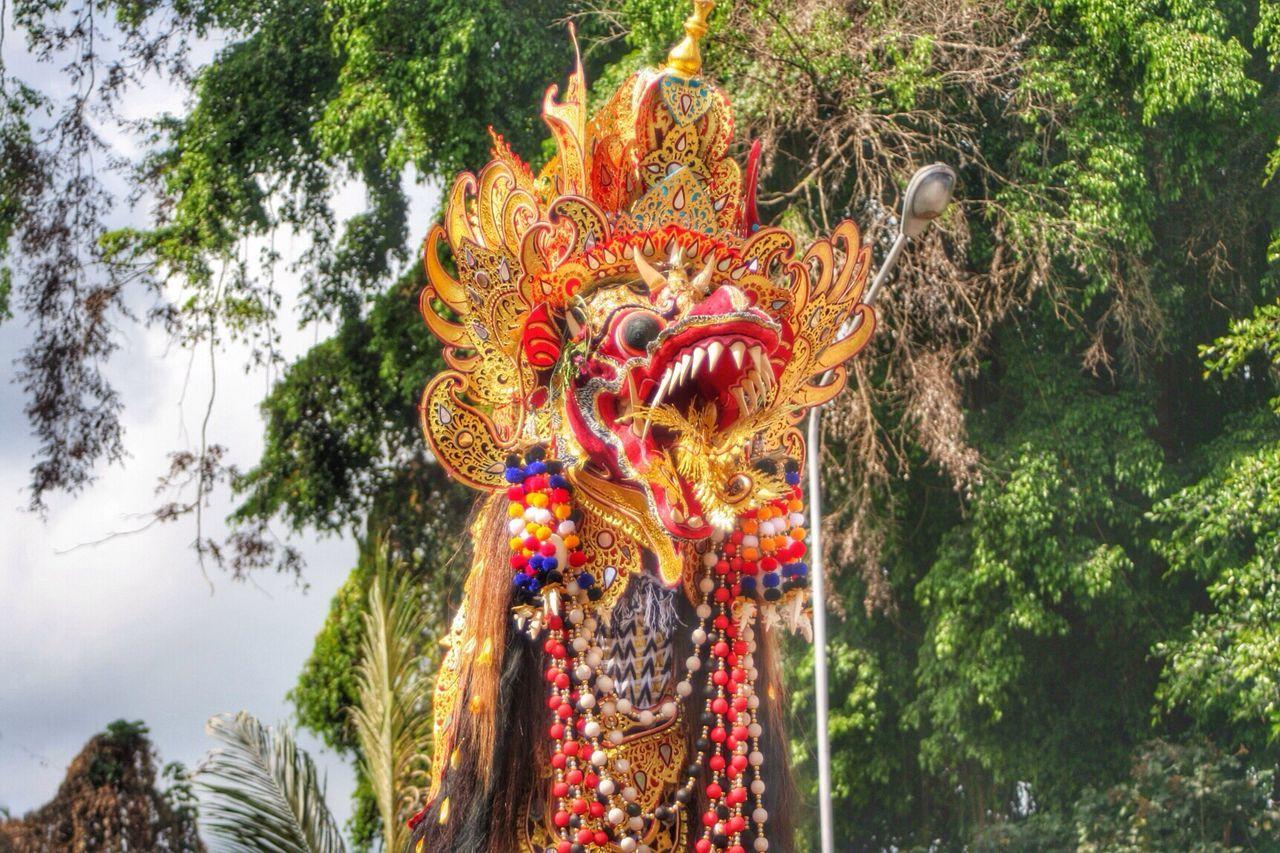 Bali Traditional Dragon