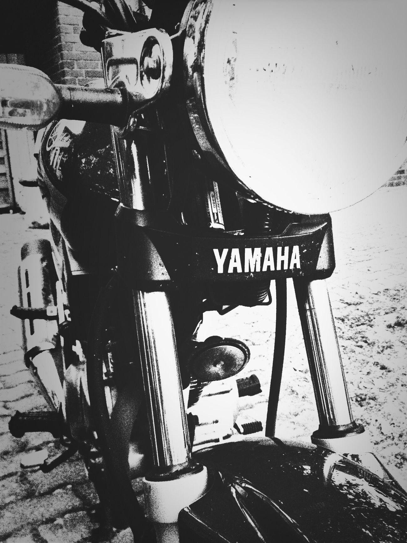 Motorcycles Yamaha Enjoying Life