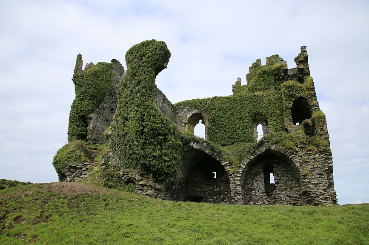 Beautiful stock photos of ireland, Architecture, Beauty In Nature, Built Structure, Castle