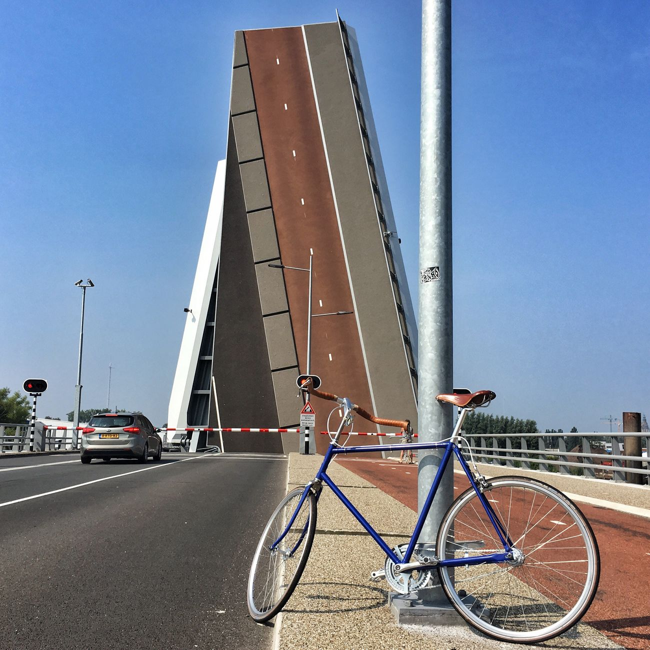 Groningen My Bike Bridge