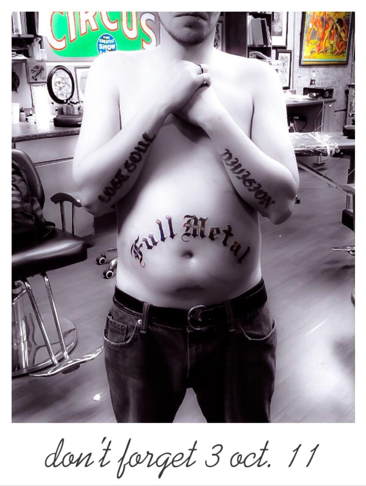 Don't Forget... Fullmetalalchemist Tattoo Syracuse  Ressurected