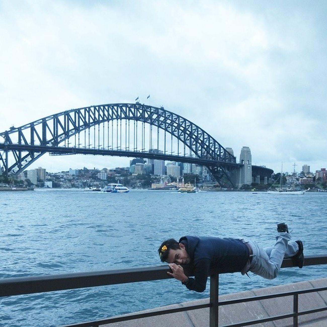 Jambatan Pulau Pinang 3. Victoriabridge Sydney