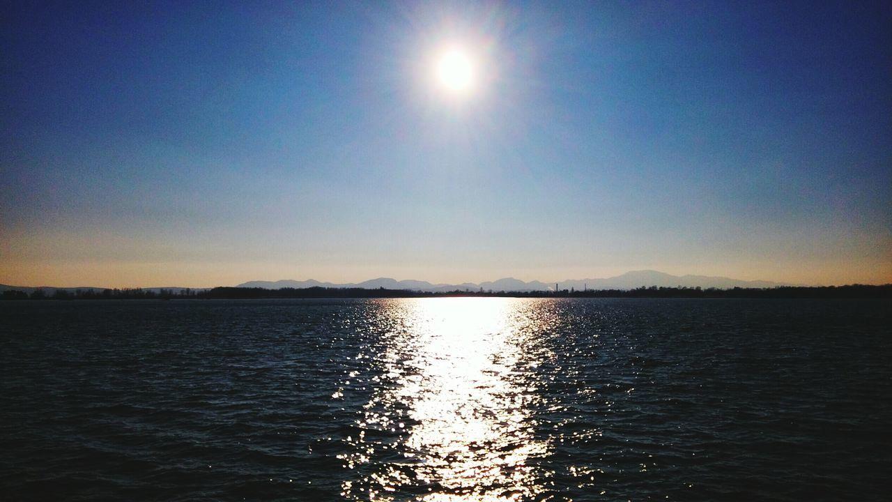 Perfect day! Sunnyday☀️ Lake View Beautiful Nature Blue Wave