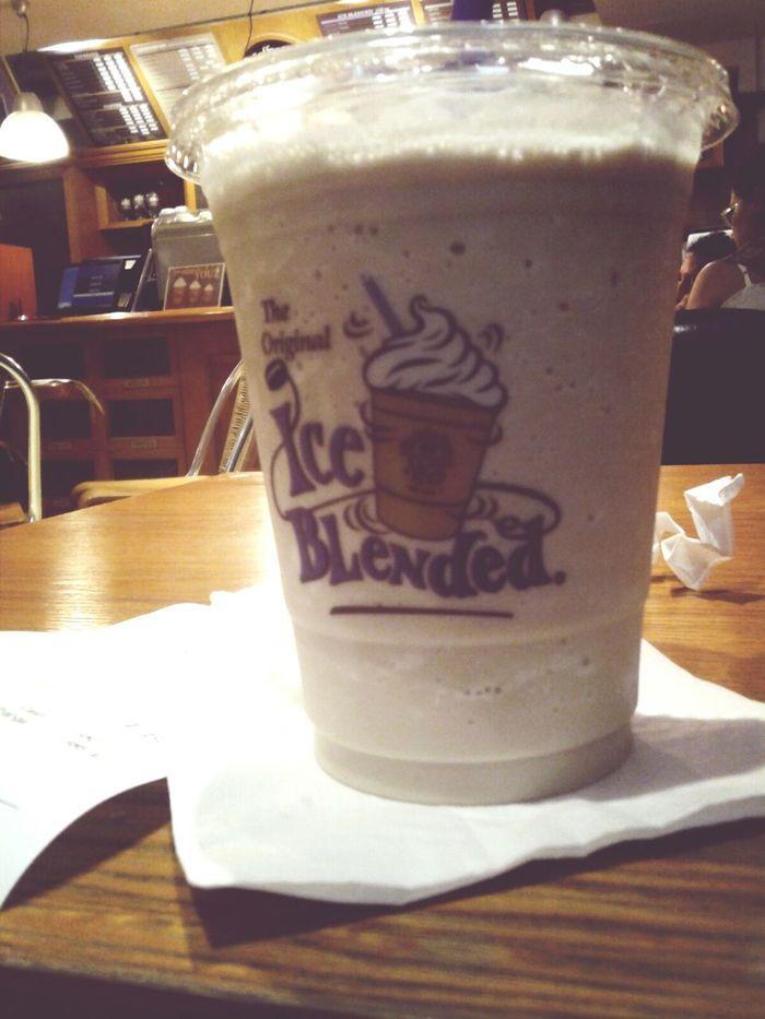hazelnut iceblended :)