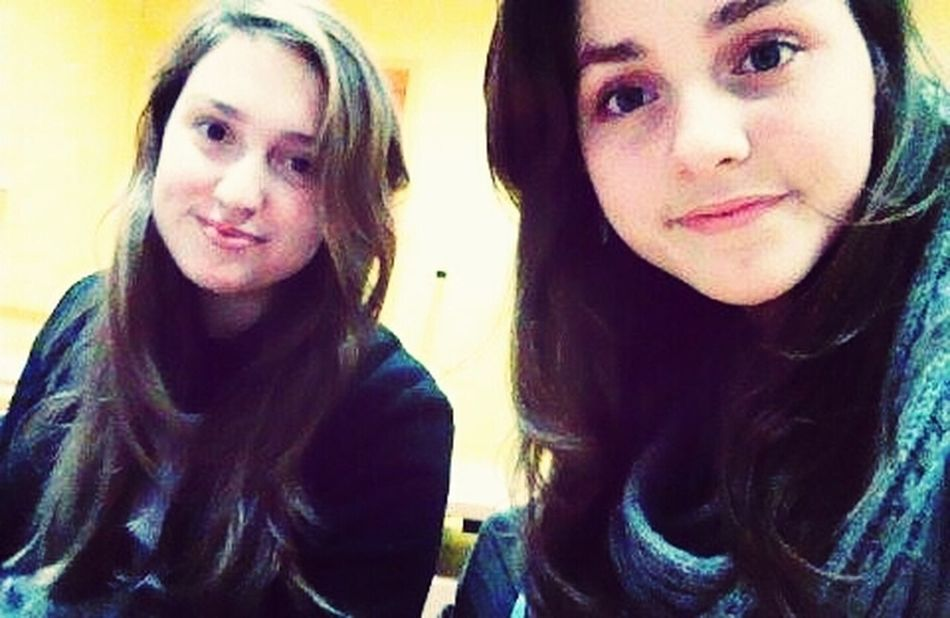 l'meilleure des meilleure amie !♥ Taking Photos Ilovemybestfriend Babyyyyyiloveyou Babeeeeeeeee ♥