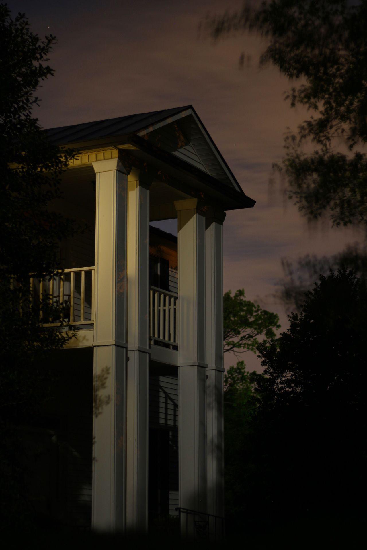 Nightscape Nightphotography Onestar Architecture Antebellum Outdoors Moonlight