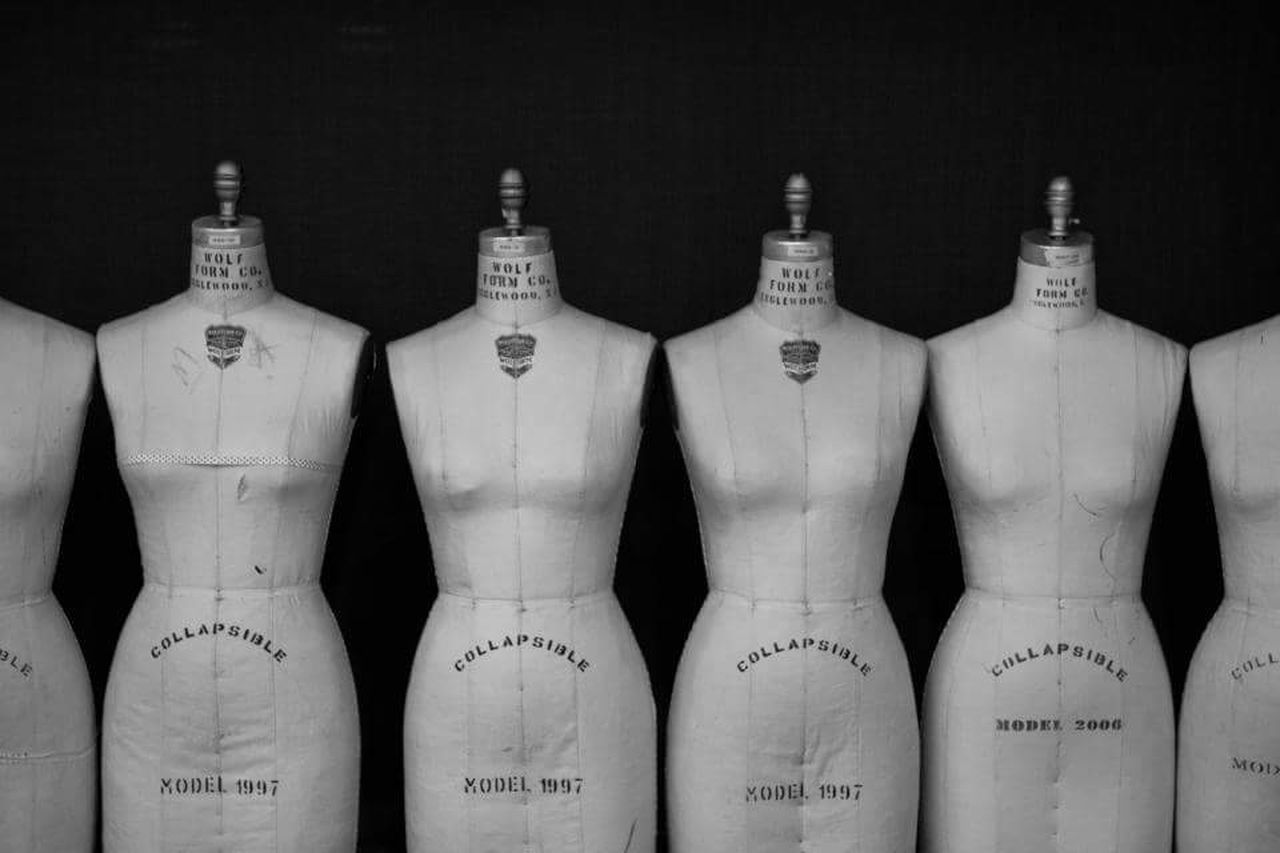 Girl Mannequin Mannequins EyeEm Best Shots - Black + White Black And White Collection