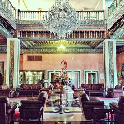 Booking a room at Ryad Mogador Menara & Spa Hotel Marrakech by Fabiana Abud