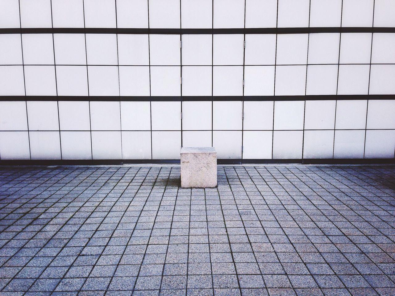 Vscocam Architecture Square Lines Precision Balancing Act Clock