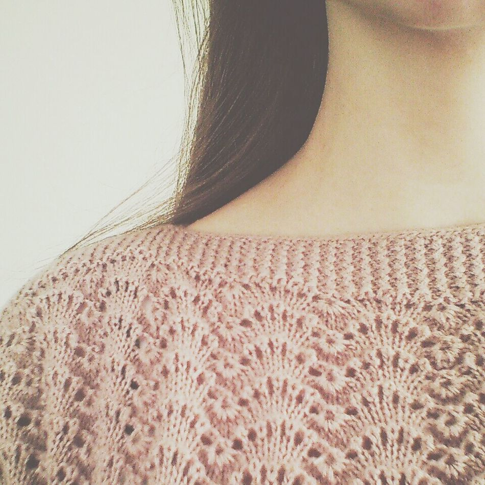 Mom's Sweater Old Beauty