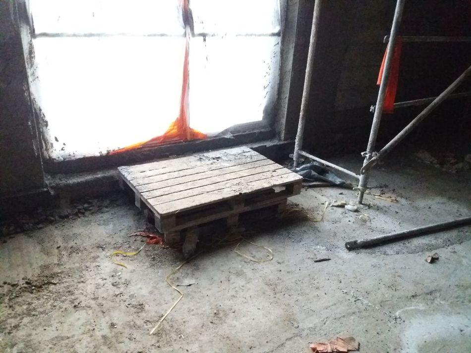 Day No People Indoors  Close-up tymczasowy schodek gm. NADARZYN