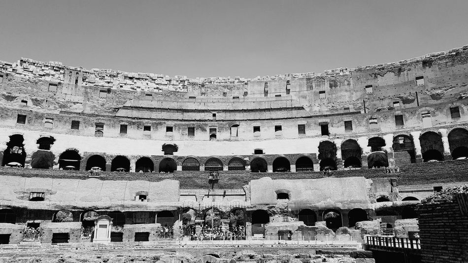 EyeEm Selects Outdoors Day No People Ancient Civilization The Past Archaeology Monument History Ancient Tourism Travel Rome City Architecture Travel Destinations Old Ruin