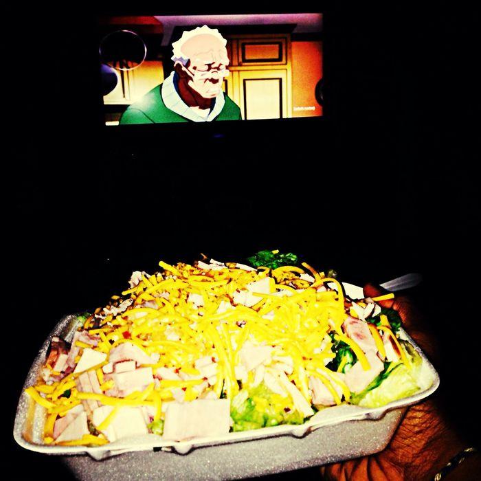 Salad TheBoondocks Healthy Food