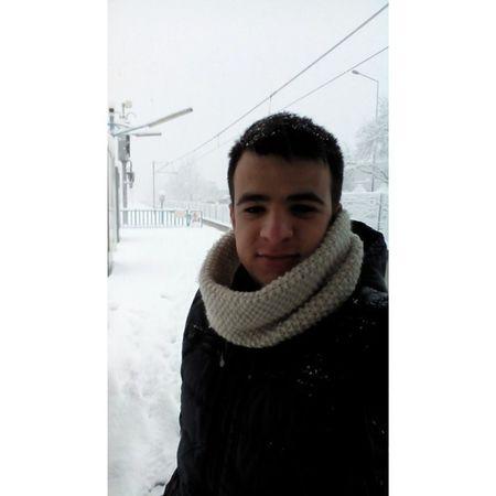 Beklenen güzellik sonunda ?? Snow Winter Instabursa Instaturkey ?❄⛄