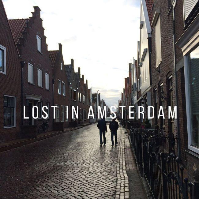 Diminishing Perspective Lost In Wonderland Amsterdam