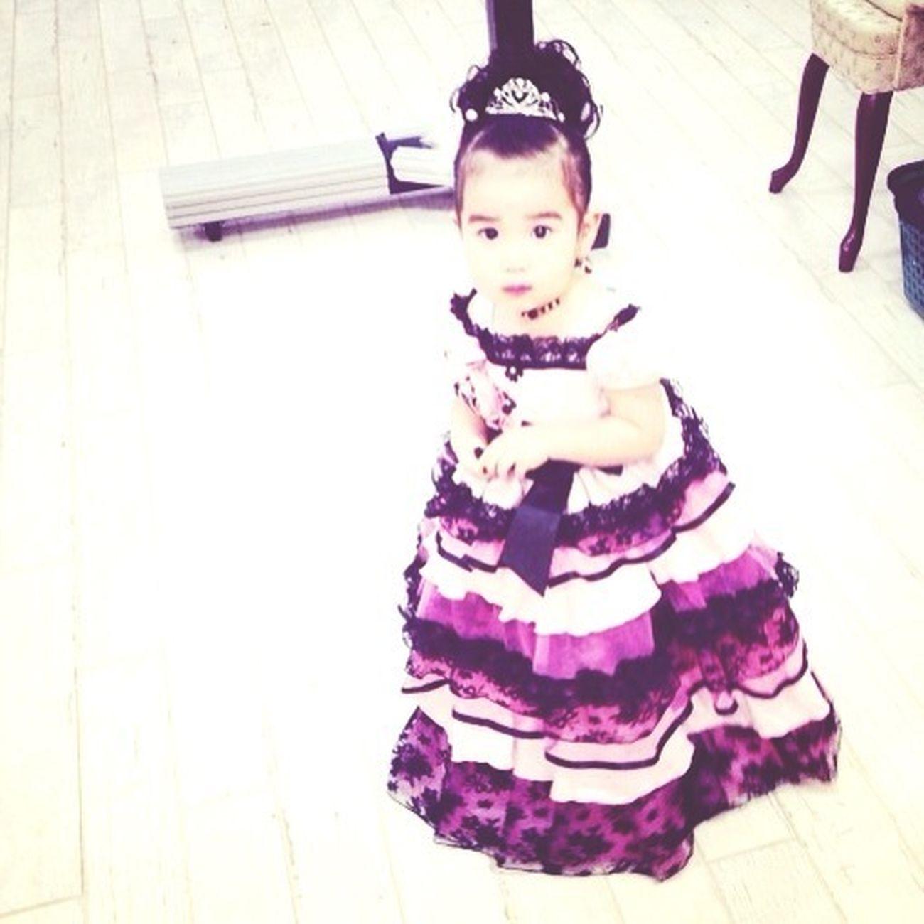 My Daughter Momo Flower