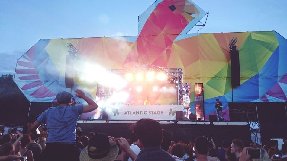 Miss this festival summer 🌈 🎡 Summerfeeling Music Love Goodmood People Dancing Party Panamafestival Style Light Feeling Wanttobeback