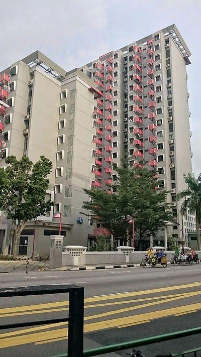 Selegie House (housing estates)... Snapseed 3XSPUnity Architecturephotography Singaporestreetphotography Smartphonephotography IMography Building Exterior Sonyxperiaphotography Mobilephotography