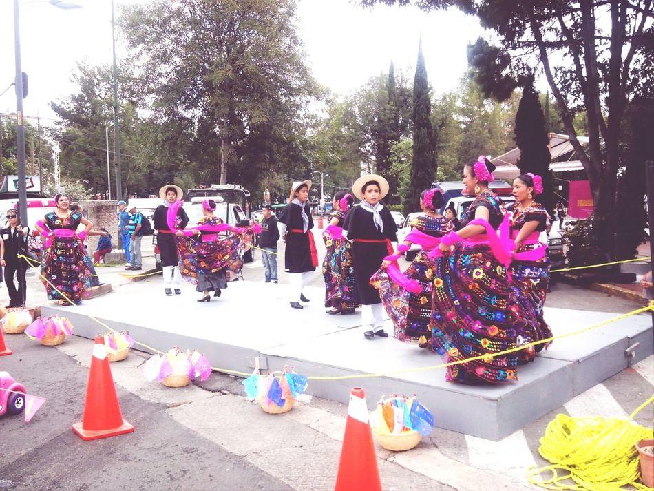 Las nenas y los chicos de Son de mi Tierra cultivando las tradiciones de México