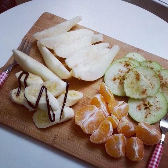 Kış geldigine gore vitaminsiz kalmamak lazım ? Yummy Miammiam Fruit Lazysunday mutfakgram bonappetit sunumonemlidir