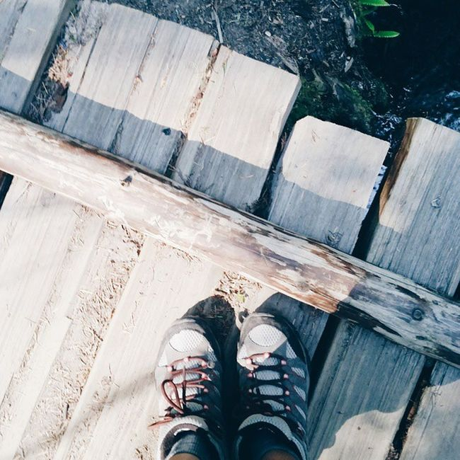 these boots were made for hiking...    Hiking with @ami8729 PNW Gtfoutside Northwestadventure adventureisoutthere vscocam whereistand
