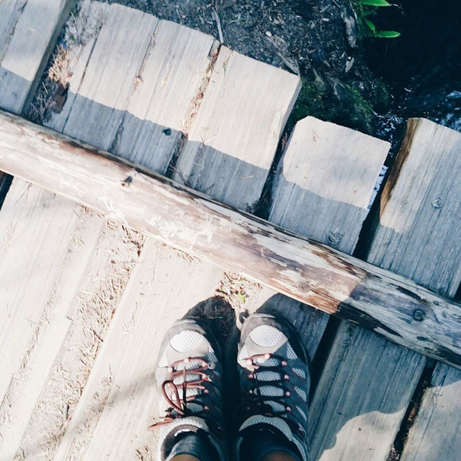 these boots were made for hiking... || Hiking with @ami8729 PNW Gtfoutside Northwestadventure adventureisoutthere vscocam whereistand